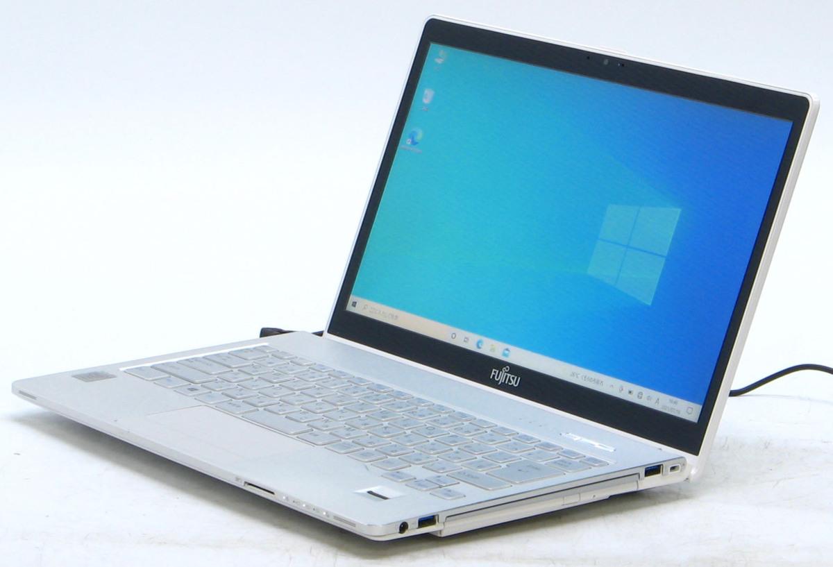A2-9209/富士通 Lifebook SH90/M FMVS90MWD1 Corei5 メモリ 4G HDD 500G Windows 10 中古 ノートパソコン #1