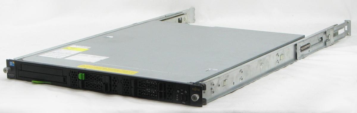 F-485/富士通 PRIMERGY RX100 S6 Corei3 メモリ2GB ラックマウント