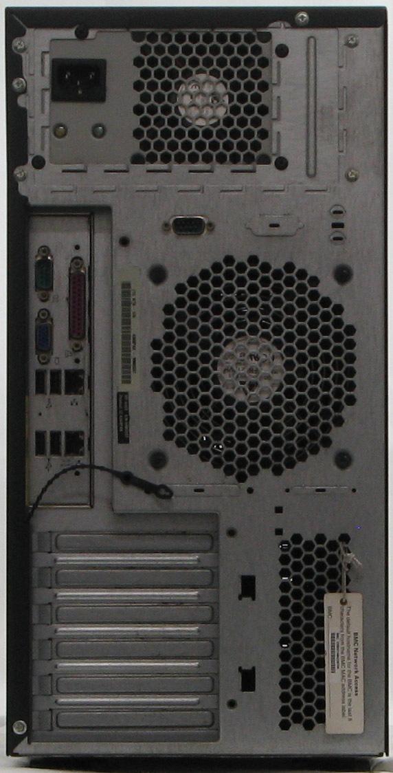 F-488/IBM x3200 M2 4368-PAX サーバー