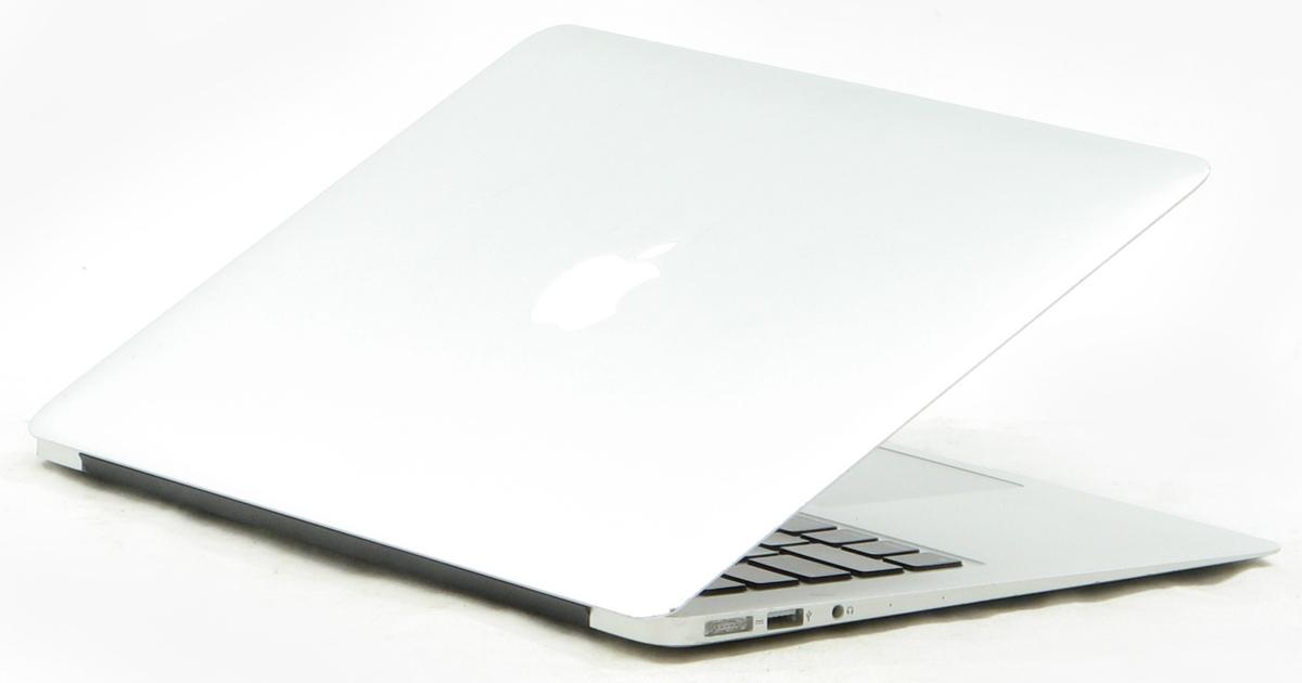 M-2500/Apple MacBook Air MD760J/B 13-inch Early 2014  Corei5 メモリ 8GB SSD 128GB MacOS 11.1 中古 Macintosh ノートパソコン #50