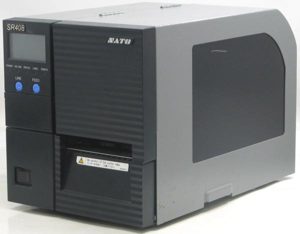 L-310/SATO SR408-3■バーコードラベルプリンター#1