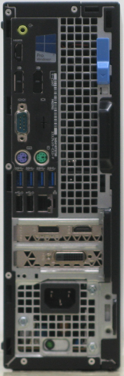 B5-3992/DELL 【新品SSD500GB】 Optiplex 7050-6700SF■27液晶セット 第6世代 Corei7 【HDMI出力端子】 【ゲーミングPC】 新品GeForce GTX1650