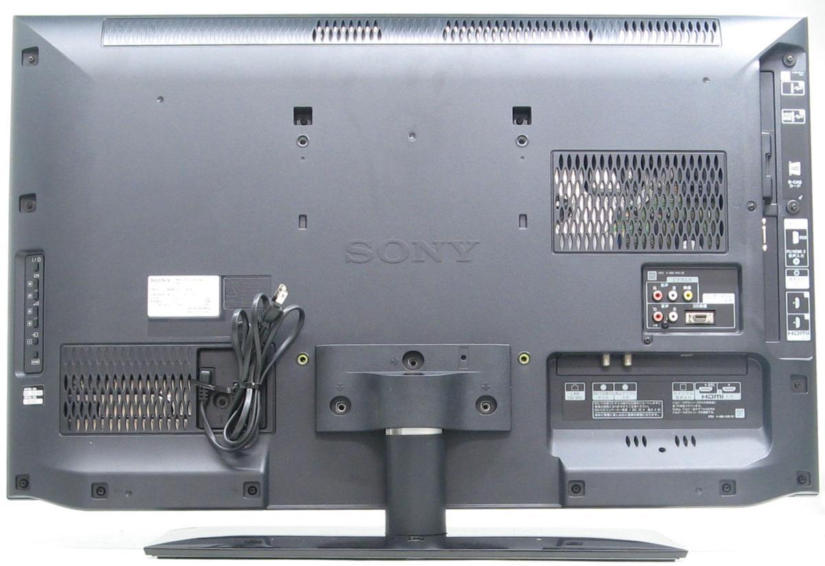 QT-74/SONY BRAVIA KDL-32EX550■地デジ32インチ液晶テレビ#1