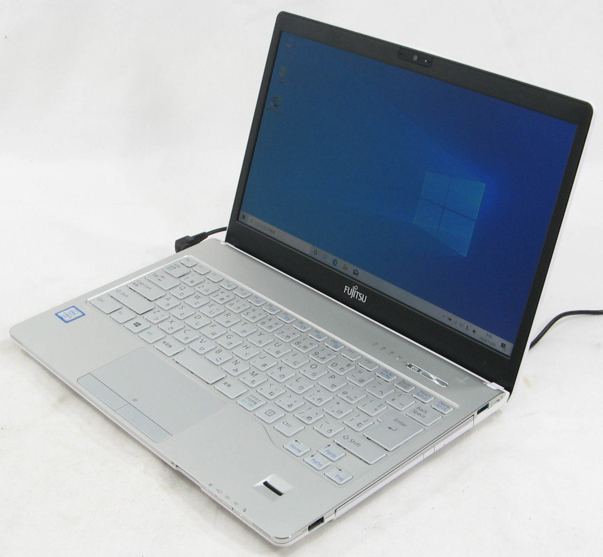 A2-8732/富士通 Lifebook WS1/W FMVWWS17 第6世代 Corei7 メモリ 4GB HDD 500GB Windows 10 中古 ノートパソコン