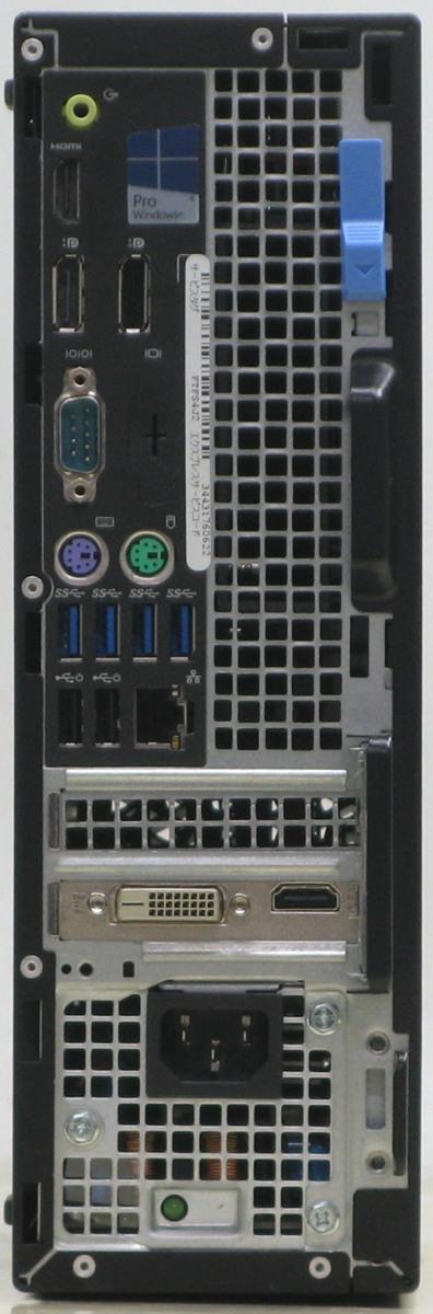 B5-4167/DELL 【新品SSD240GB】 Optiplex 5050-6500SF Corei5 【HDMI出力端子】 【ゲーミングPC】 新品GeForce GT1030 グラボ搭載