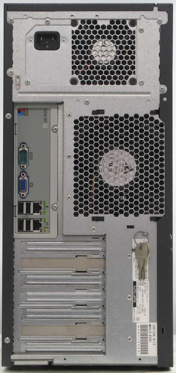 F-460/富士通 Primergy TX150 S7 PGT1574H63