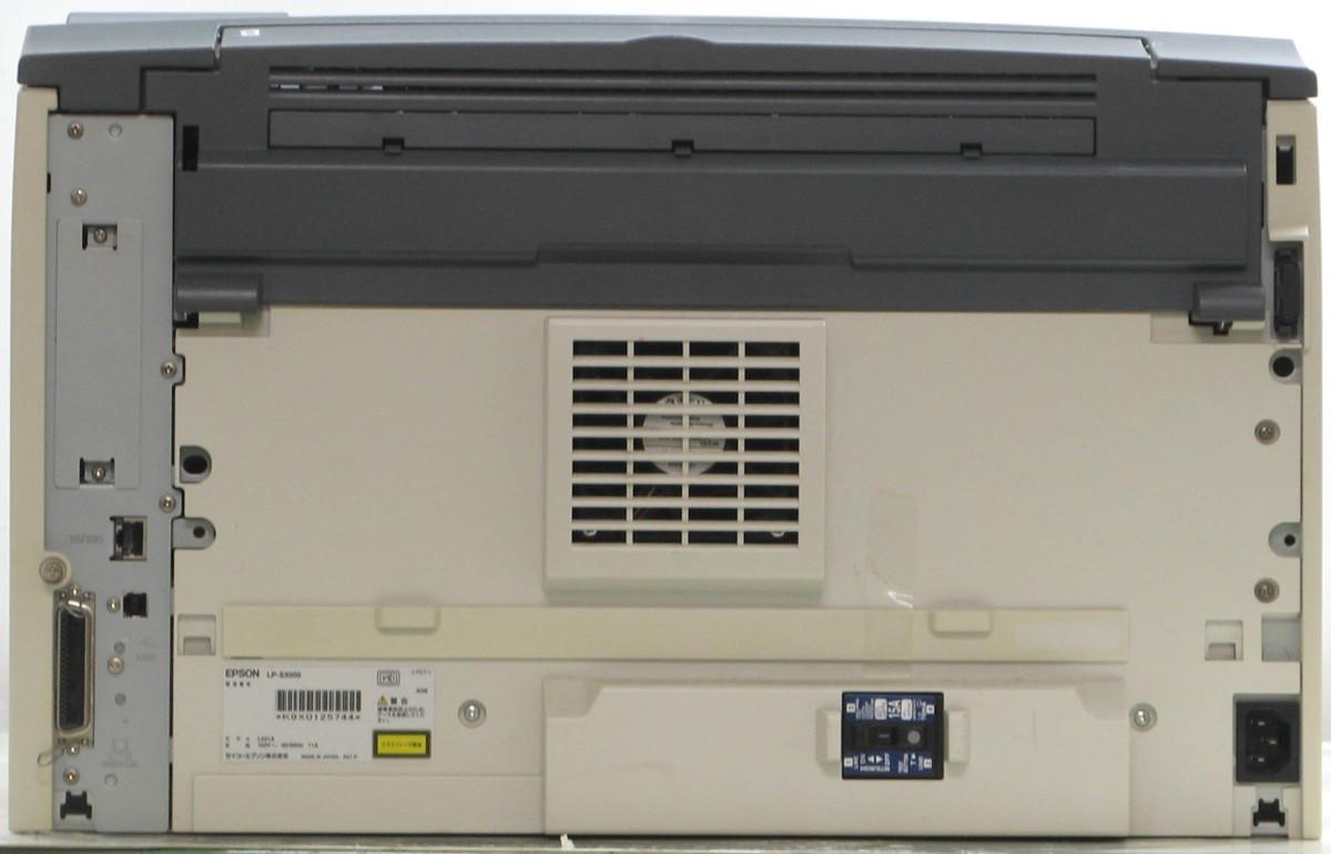 L-320/EPSON Offirio LP-S3000■A3モノクロレーザープリンター#1