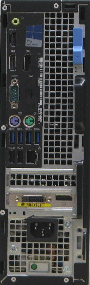 B5-4790/DELL Optiplex 7050-6700SF Corei7