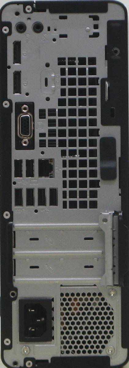 B5-4772-32/HP Prodesk 600 G3 SFF 6700 Corei7