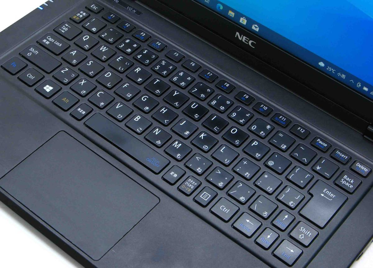 A2-9211/NEC VersaPro PC-VK22TGSNN ■ Corei5 メモリ 4GB SSD 128GB Windows 10 中古 ノートパソコン #20