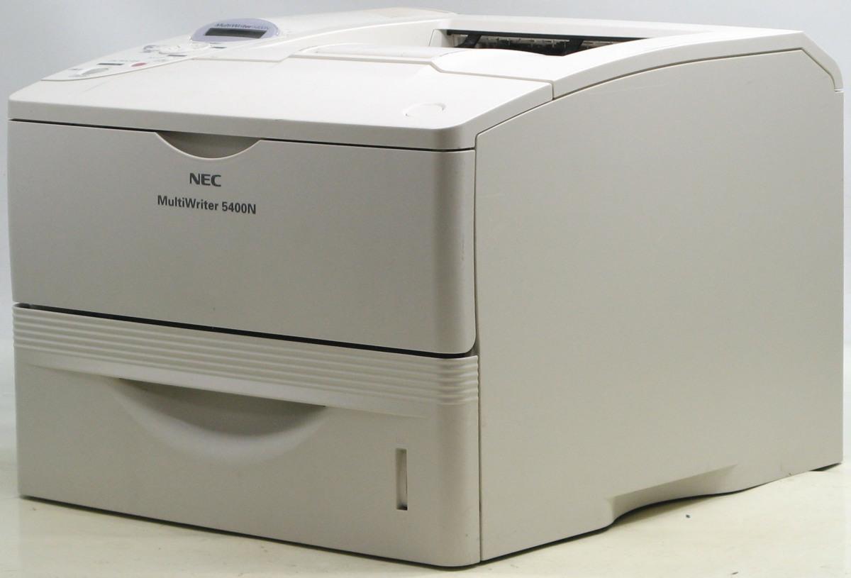 L-340/NEC MultiWriter 5400N PR-L5400N■A4モノクロレーザープリンター#1