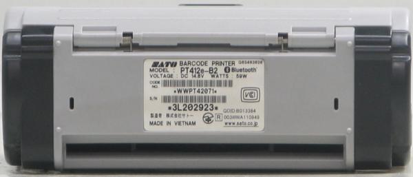 L-309/SATO PT412e-B2■バーコードプリンター#1