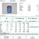 CBDfx CBDグミ ターメリック+スピルリナ・ミックスベリー 2本セット 1粒CBD25mg / 合計CBD3000mg 60個入りx2個 |高濃度 ブロードスペクトラムCBD