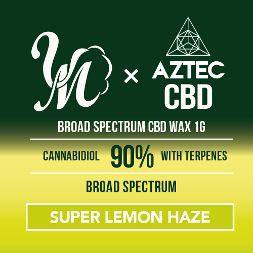 airis Qute + AZTEC CBD&VapeMania LimitedEdition ブロードスペクトラムCBD90%ワックス 1G 和み -Nagomi- コイル1個セット
