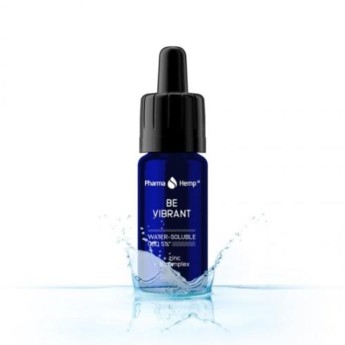 Pharma Hemp CBDオイル 5% (500mg) Water Soluble 10ml /水溶性CBD