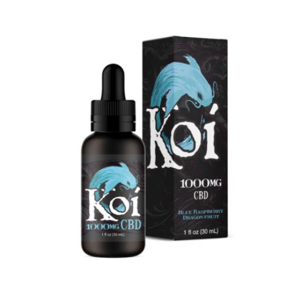 Koi CBD 1000MG (30ml) Vape Juice / コイ CBD 1000mg リキッド ベイプジュース 30ml