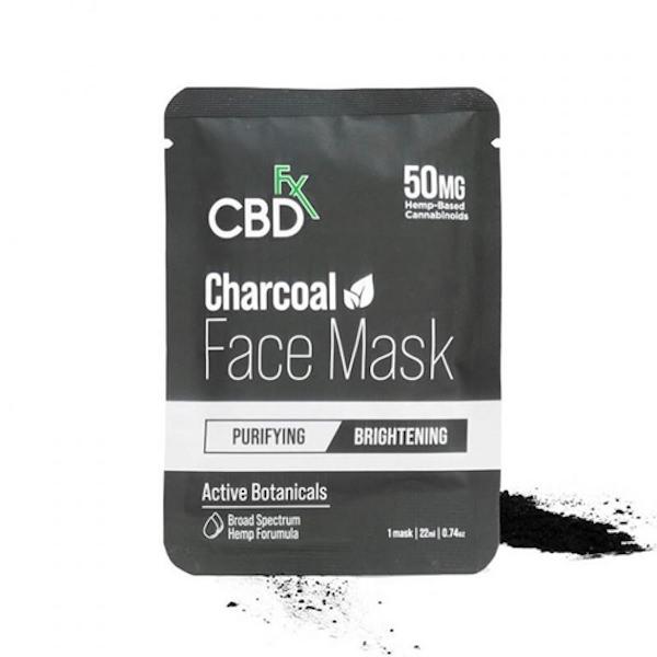 CBD フェイスマスク/CBDfx CBD 50mg 入 FACE MASK