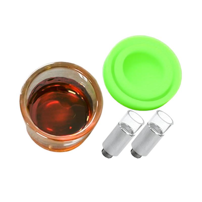 Quaserコイル2個付【CBDワックス】PharmaHemp CBD JELL WAX PHEC68% CBD2040mg/3000mg