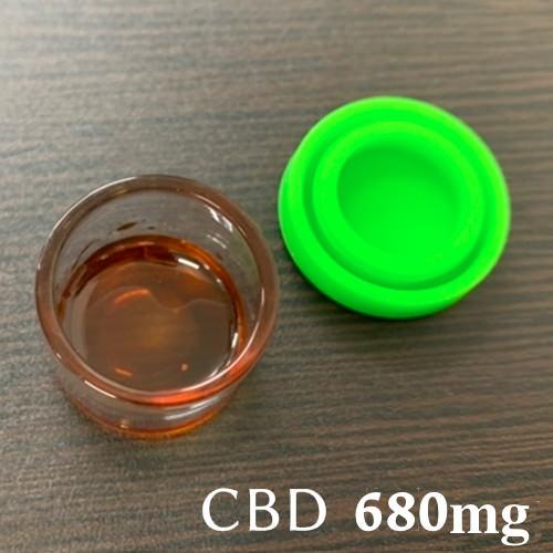 【CBDワックス】PharmaHemp CBD JELL WAX PHEC68 CBD680mg/1000mg