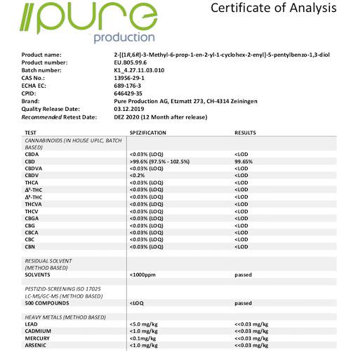 VMC CBDワックス 和み NAGOMI アイソレート 濃度99.6%/996mg +テルペン|高濃度 Terpesolate CBD WAX オリジナルブランド