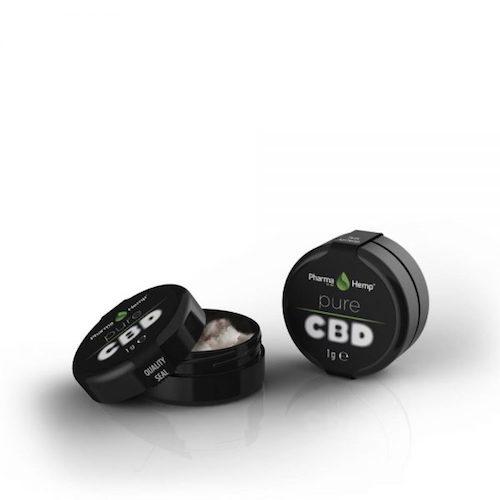 【CBDパウダー】PharmaHemp CBD CRYSTALS 99.6% 1000MG*期間限定値下げ*