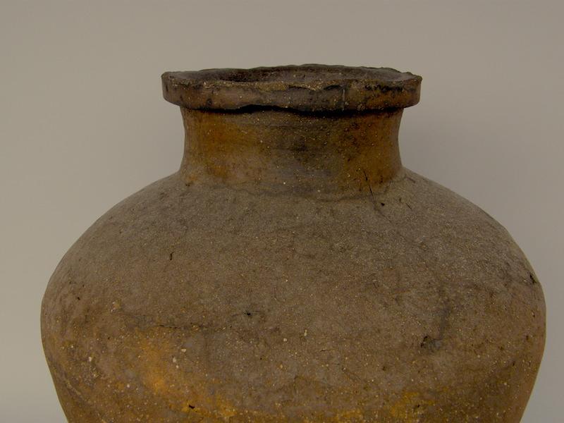 古常滑大壺