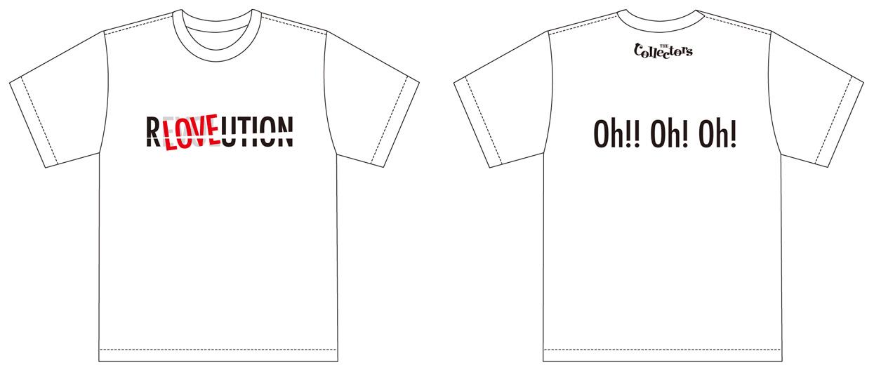 """""""REVOLUTION"""" Tシャツ"""
