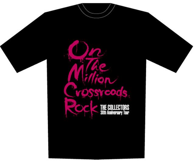 "30th Anniversary Tour ""On The Million Crossroads Rock""ツアーTシャツ"