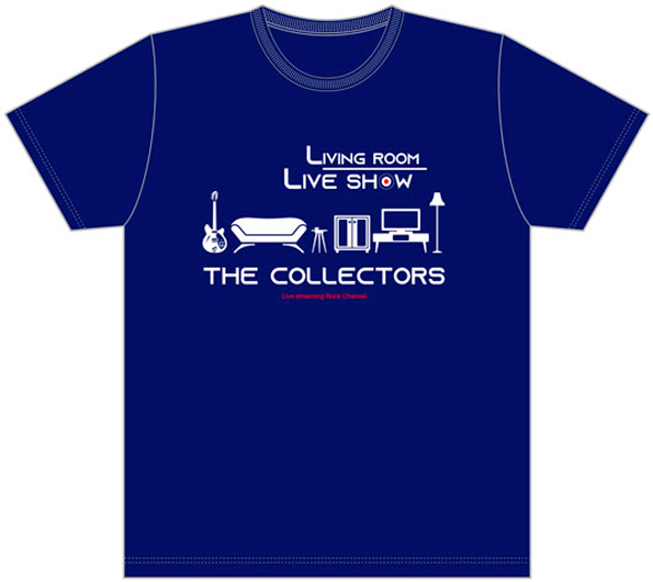 LIVING ROOM LIVE SHOW Tシャツ
