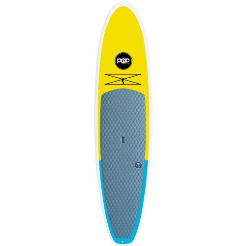 11'6 Amigo Blue/Yellow