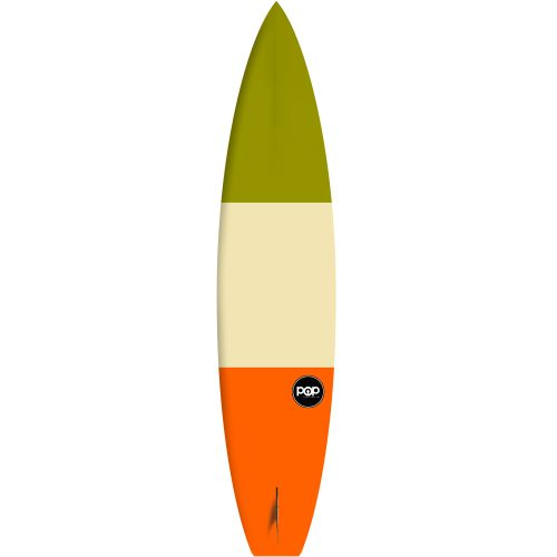 12'0 American Green/Orange