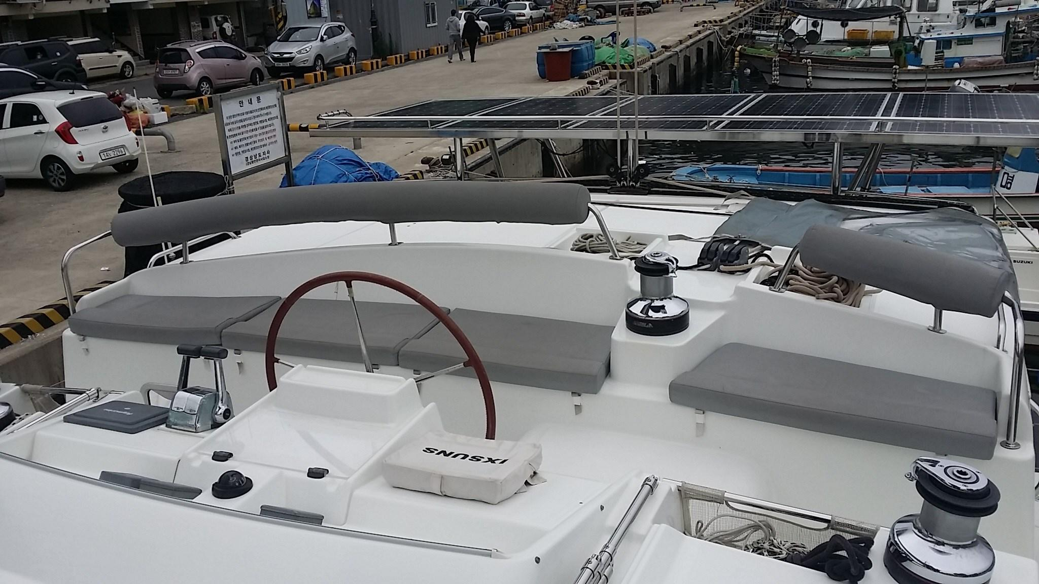 2009'Lagoon 440 Sailing Yacht