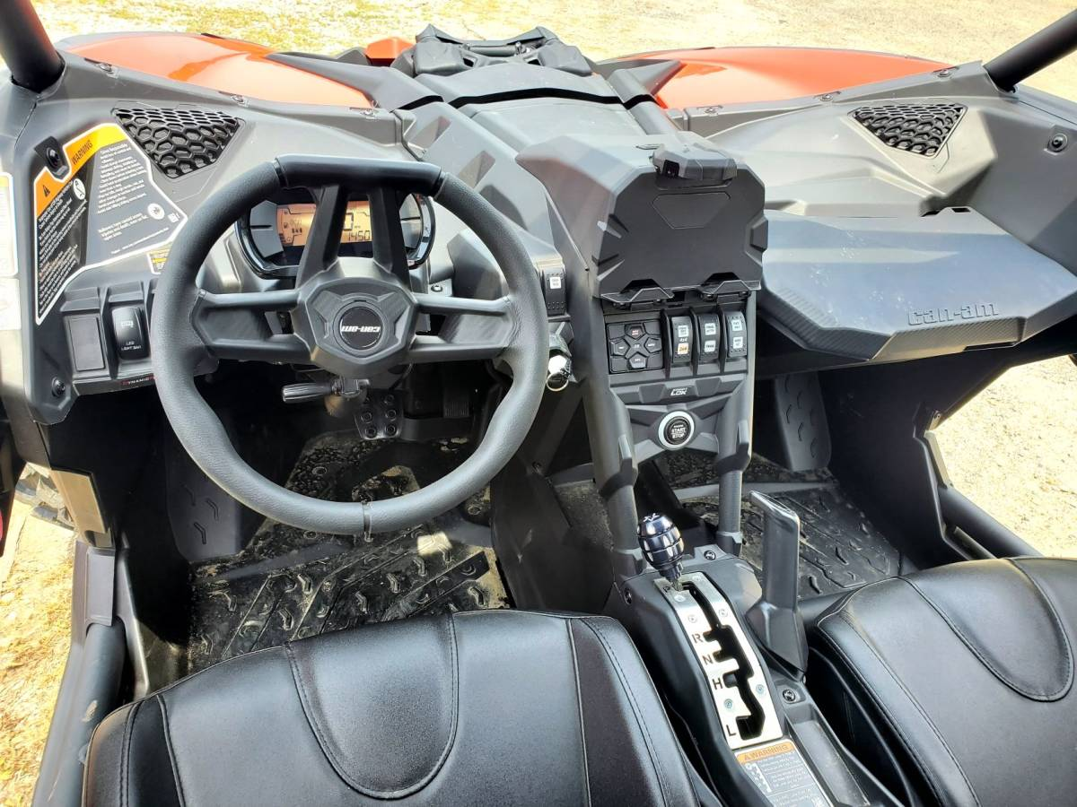 超お買い得車!! 2019 Can-Am Maverick X3 X mr TURBO!!新車展示車両!!