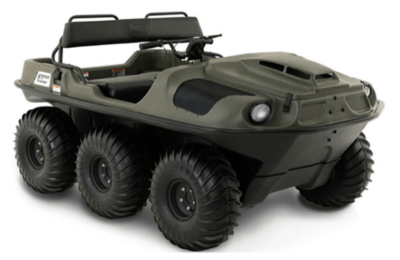 新着情報!!超激安価格!!2019 Argo Frontier 600 6x6新車展示車両!! ARGO全モデル取扱い!!消費税込みの特別価格!!