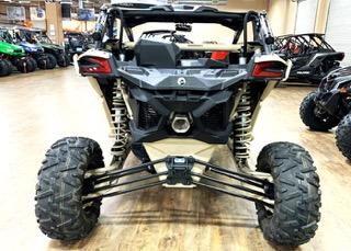 HOTNEWS!! 2021 Can-Am Maverick X3 X rs Turbo RR Desert Tan / Carbon Black / Can-am Red