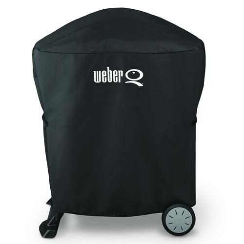WEBER Q1000 & Q2000 シリーズ グリルカバー(ポータブルカート)