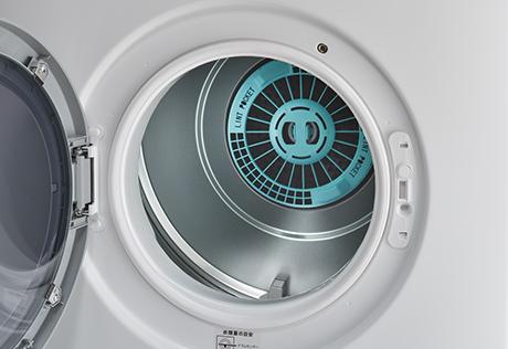 衣類乾燥機 乾太くん 乾燥容量8kg(RDT-80) -ガスコード接続タイプ スタンダード-
