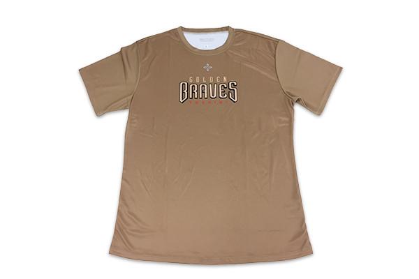 栃木ゴールデンブレーブス  オリジナルTシャツ
