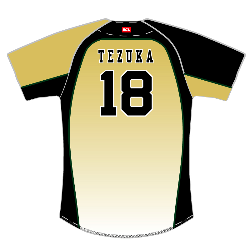 【受注生産】栃木ゴールデンブレーブス2021 背番号ネーム入りレプリカユニフォーム