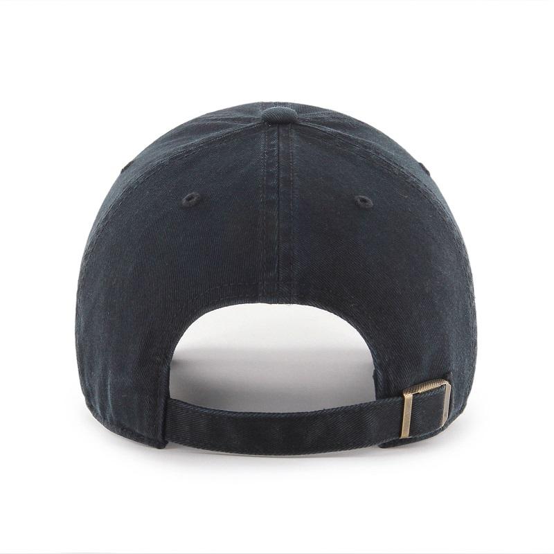 オリオールズ キャップ '47 クリーンナップ ブラック (ブラック×オレンジロゴ)