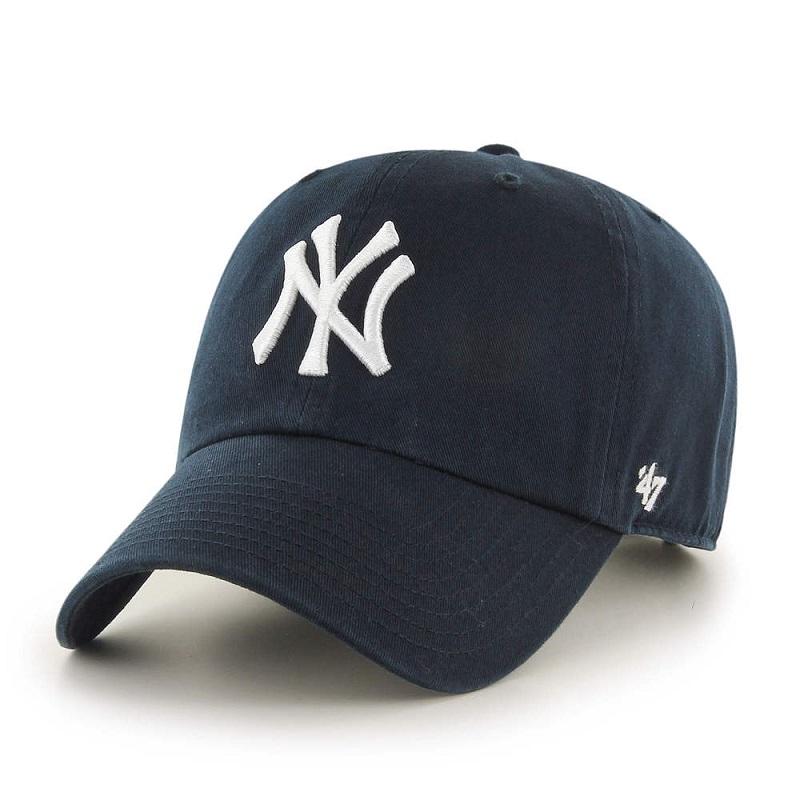 ヤンキース 定番キャップ ホーム '47クリーンナップ ネイビー
