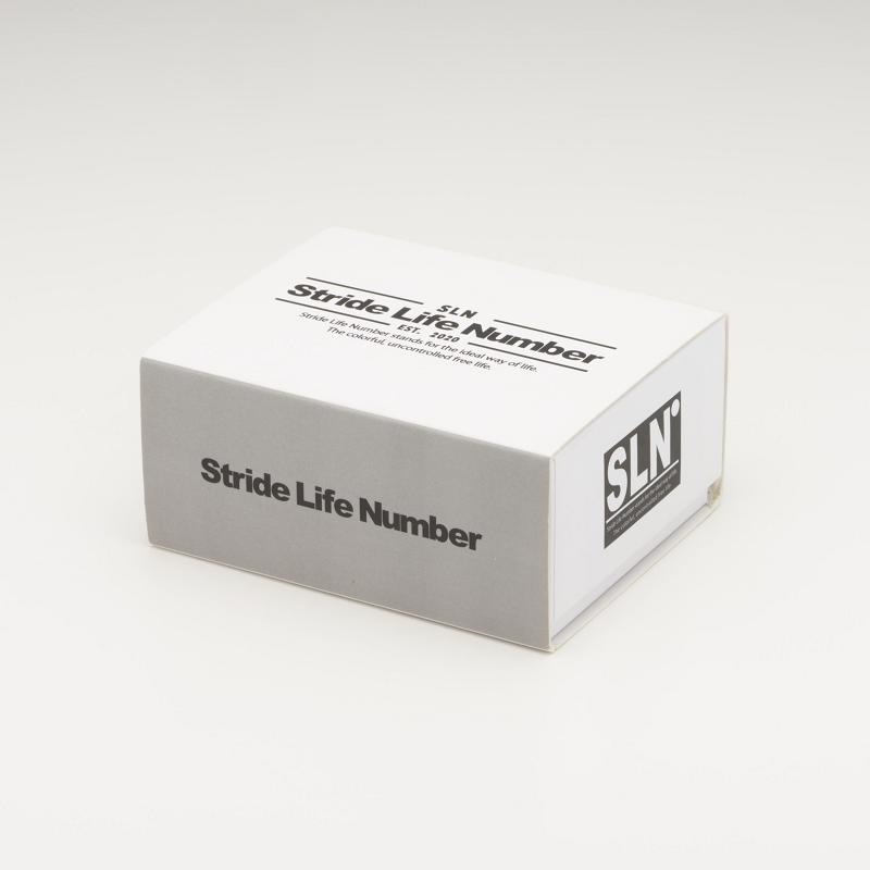 Stride Life Number [Gray] 折りたたみ サングラス