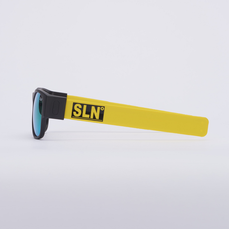 Stride Life Number [Yellow] 折りたたみ サングラス