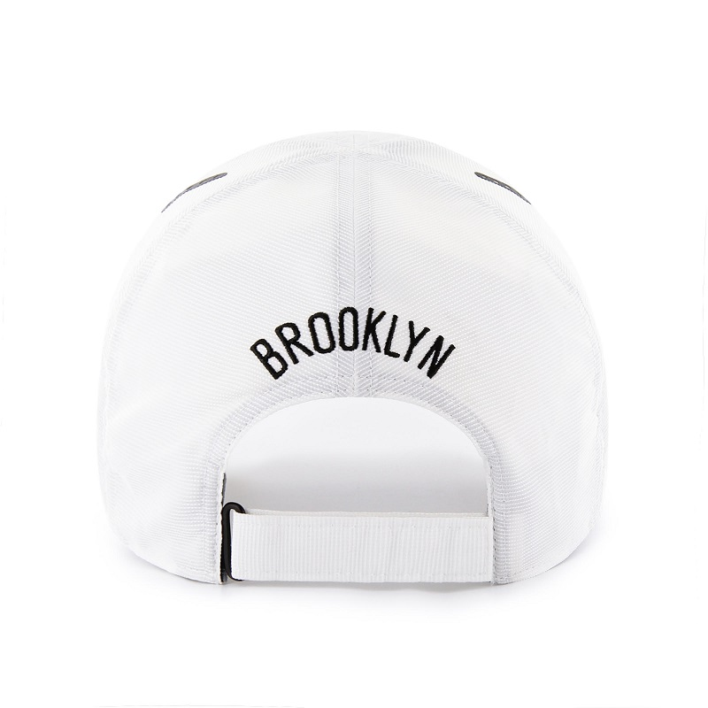 ブルックリン ネッツ キャップ '47 テクニカル クリーンナップ ホワイト