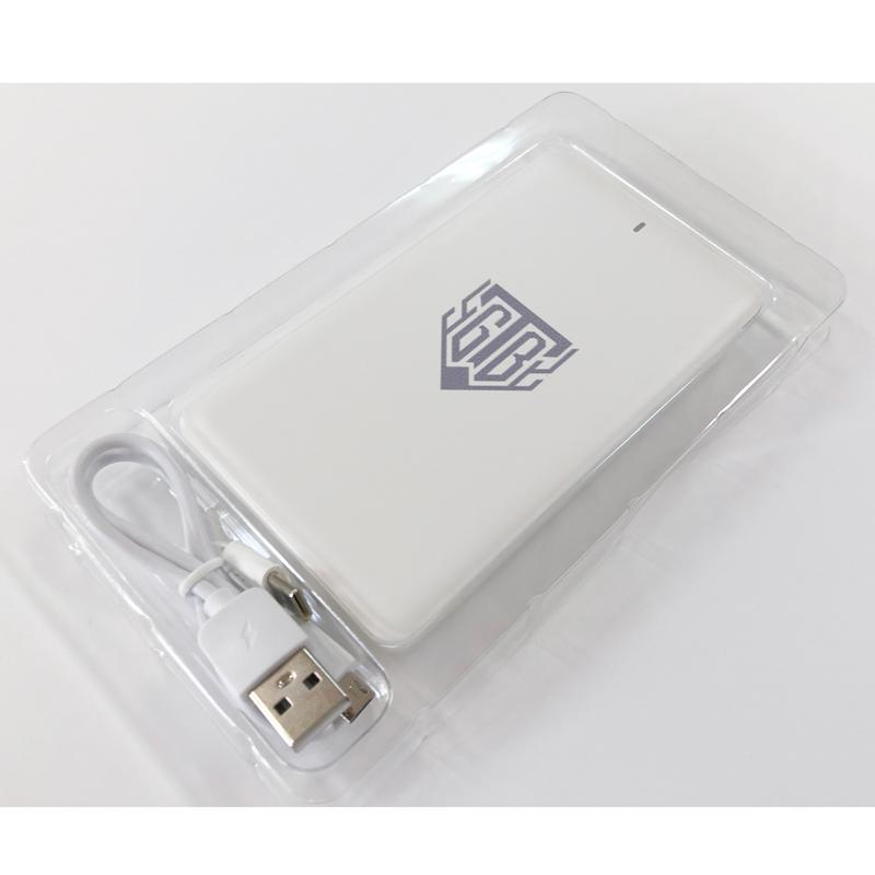 2021 栃木ゴールデンブレーブス モバイルバッテリー キャップマーク