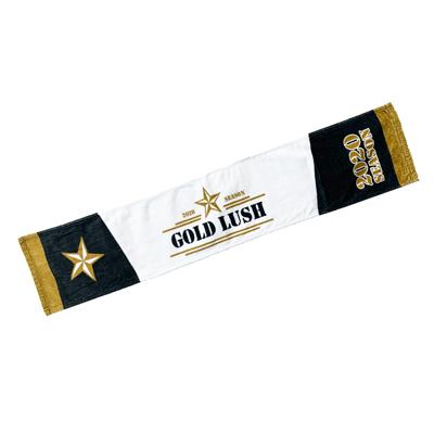 GOLD LUSH 2020 SEASON マフラータオル