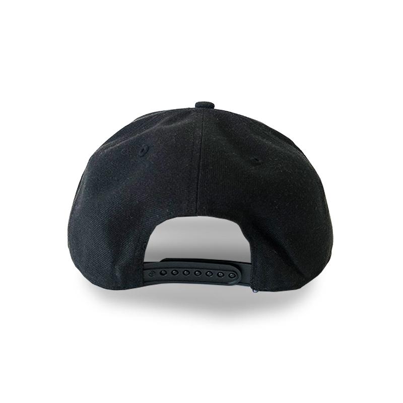 2021 栃木ゴールデンブレーブス ミニロゴ '47 CAPTAIN ブラック×ブラックロゴ