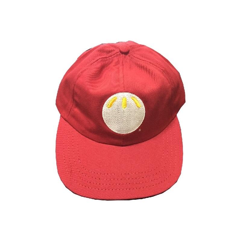 ウィッフルボール ロゴ入り キャップ レッド WIFFLE Ball