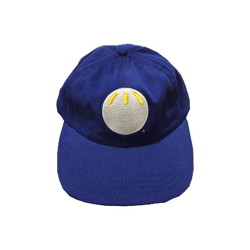 ウィッフルボール ロゴ入り キャップ ブルー WIFFLE Ball