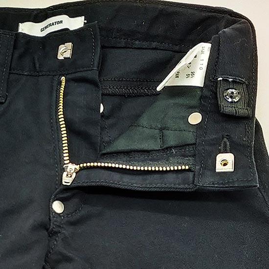 20%OFFセール ジェネレーター スーツ 110 120 130 ジェネレーターおすすめ人気コーディネイト上下セット スペンサーJK+ツイルパンツ(ブラック)110cm/120cm/130cm 入学式 男の子